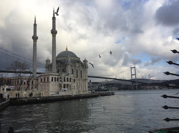 Today's Ortakoy